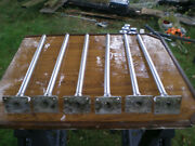 Set Of 6 Lifeline Stanchions From A Morgan 27 Foot Sailboat