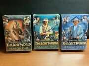 Sir Arthur Conan Doyle's The Lost World Dvd Season One Two And Three 1 2 3 New