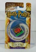 C5 Mattel Harry Potter Dicers Fawkes Collectible Dice Game
