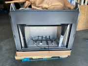 Astria By Hearth Fireplace 42 W X 24 H Woodburning Craftsman 42p2