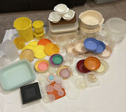 Vintage Large Tupperware Lot. Great Condition