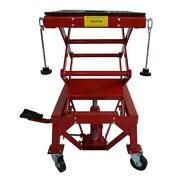 Hot Sale 300lbs Motorcycles Hydrau Atv And Diike Atable Scissor Lift Stand