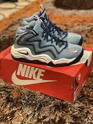 Size 7.5 - Nike Air Pippen 1 Work Blue 2018