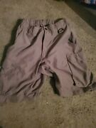 Boy Scout Bsa Switchback Shorts Adult Mens Sz Relaxed Small