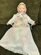 Vintage 1924 Rare Effanbee Pat O Pat Moving Motion Baby Doll 14.5 Mint Compo