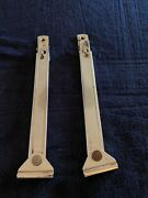 1957 Chevy Nomad Rear Window Hatch Hinges Bel Air 1955 1956