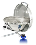 Magma A10-217-3 17 Electronic Igniter Gas Stove/grill Combo Stainless Kettle