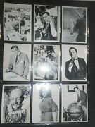 1965 Man From Uncle Complete55 Card Set Topps Nmmt-mint