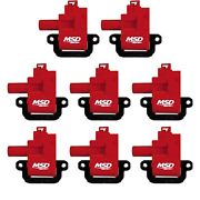 Msd Ignition 82628 Blaster Ls Coil Fits 98-06 Ls1/6 Engines Pack Of 8