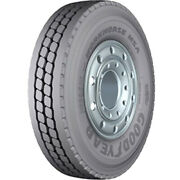4 Tires Goodyear Workhorse Msa 11r22.5 Load H 16 Ply All Position Commercial