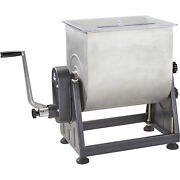 Guide Gear Stainless Steel Meat Mixer With Tilt - 7-gallon 33-lb. Capacity