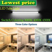 T5 T8 Integrated Led Tube Light 30cm 60cm 120cm Complete Fluorescent Replacement