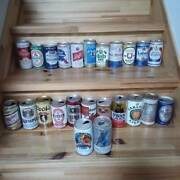 World Can Beer Collection 24 Empty Cans Vintage Can Beer