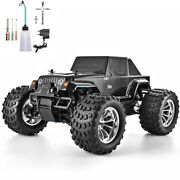 Rc Hobby Car 110 Scale 4wd Nitro Gas Power High Speed Off Road Monster Truck