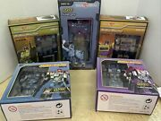 3rd Party Transformers Unique Toys Bruticus Full Set Of 5 Complete In Box