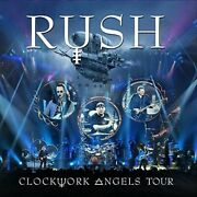 Clockwork Angels Tour By Rush Record, 2019