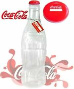 Coca Cola Plastic 2ft Piggy Bank Saving Coin With Large