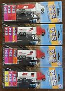 Pez Ace Hardware Truck Dispensers All 4 2010 2013 2017 And 2020 Moc
