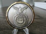 Usaf Security Police The Elite Security Forces Sfs Challenge Coin 806j