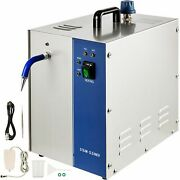 4l 2200w Jewelry Steam Cleaner Machine Pedal Control For Gold Sliver Valuables