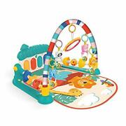 Eners Baby Gyms Play Mats Musical Activity Center Kick And Play Piano Gym Tummy Ti