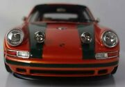Axellworks Eidolon Collection Vision 1/43 Singer 911 964 Coupe With Fog Lamp Box