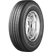 2 New Continental Conti Ecoplus Ht3 255/70r22.5 Load H 16 Ply Trailer Commercial