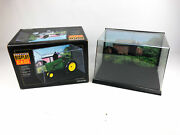Ertl Clear Display Case For 1/16 Diecast Tractors Prestige Farm Toy Vehicle