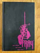 Fray The Future Slayer Buffy Vampire Limited Library Edition Signed Rare