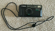 Canon Sure Shot Max Date Film Camera 35 Mm 38 Lens 1991 Tested Working Euc