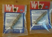 2 Crane Dial-ese Faucet Stem 2831 C 2831 H Hot And Cold New Old Stock