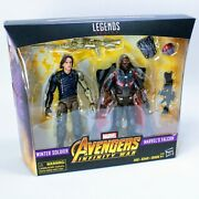 Marvel Legends Winter Soldier And Falcon - Infinity War 6 Action Figure 2-pack