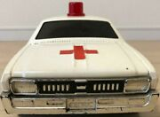 Tonka Cedric Chief Car Model Fire And Disaster Management Agency Vehicle