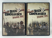 Benelli Presents Duck Commander Complete Season 1 And 2 One Two Andmdash 4 Dvds Rare Oop