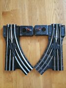Set Of 2 Lionel 042 Hand Operated 1-1/4 Gauge Switches - Used Good Condition