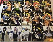 One Piece Dvd Collection Volume 1-15 Funimation English Anime