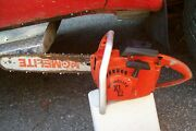 Homelite Vintage Xl 12 Xl12 Chainsaw Parts Only 130 75 76 Xl 123