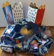 Prices Reduced Mcdonaldand039s Disney World 50th Anniversary Happy Meal Toys 2021