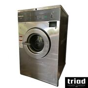 And03909 Huebsch 20lb Coin Op Commercial Washer 3 Phase Laundromat Speed Queen Unimac