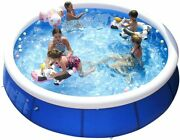 Inflatable Swimming Pools For Kids And Adults Above Ground Blow Up Family Top