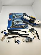 Heavy-duty Helicopter 4439 Lego City Police 2012 Incomplete Manuals