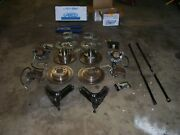1971 Plymouth Cuda Disc Brakes And Front Suspension Parts