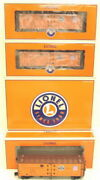 Lionel 6-11872 O Scale Pacific Fruit Express Reefer Car Pack Of 3 Nib