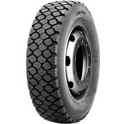 4 Tires Trazano Cm986 245/70r19.5 Load H 16 Ply Drive Commercial