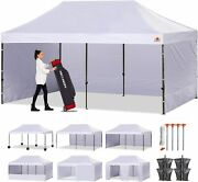 Canopy Tent Popup Canopy 10x20 Pop Up Canopies Commercial Tents Market Stall