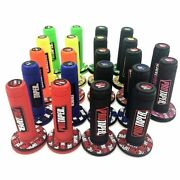 Pro Taper Pillow Top Motocross Grips Dirt Bike Handle Motorcycle All Colors . .