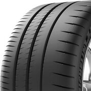 2 New Michelin Pilot Sport Cup 2 305/30zr20 103y Xl Dt Racing Tires