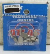 Atlas 6095 Ho Transition Joiners 10 Packs Of 6