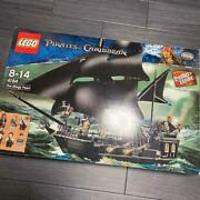 Lego 4184 Pirates Of The Caribbean The Black Pearl Used Very Good With Box Rare