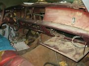 1963 1964 Chrysler 300 Newport Convertible Dash Frame...bigend To End 6and039